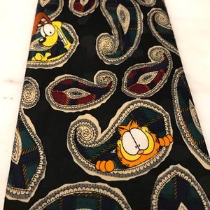 Vintage Garfield Collectible tie